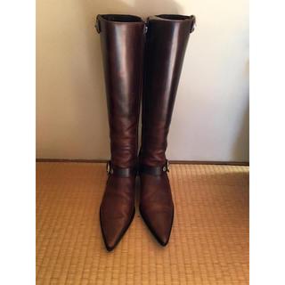miumiu - Miu miu ブーツ サイズ24.5㎝