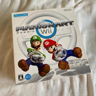 ウィー(Wii)のMARIOKART Wii(家庭用ゲーム機本体)