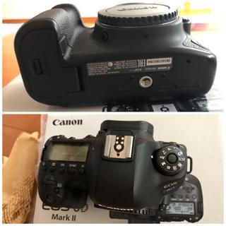 Canon - 【美品】Canon EOS 6D MARK2 ボディ