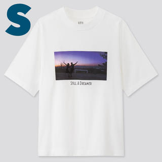 ユニクロ(UNIQLO)のS UNIQLO x LA LA LAND Tシャツ(Tシャツ(半袖/袖なし))