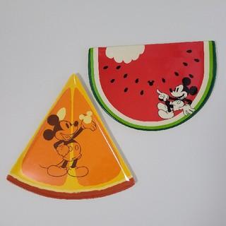 Disney - ディズニー プレート×2枚