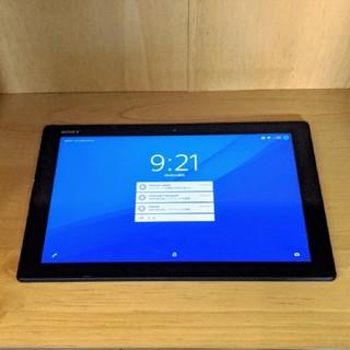 エクスペリア(Xperia)のdocomo  XperiaZ4 tablet  防水・フルセグ対応(タブレット)