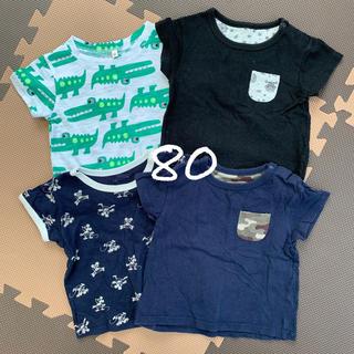 ユニクロ(UNIQLO)のTシャツ 80 まとめ売り(Tシャツ)