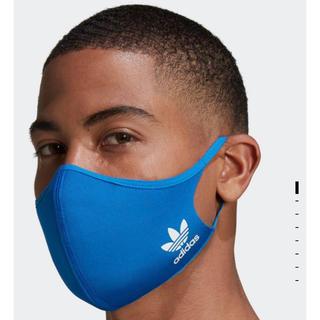adidas - アディダス フェイスカバーM/Lブルー