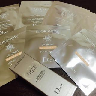 クリスチャンディオール(Christian Dior)のDior サンプルセット(その他)