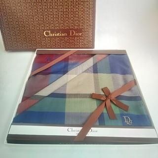クリスチャンディオール(Christian Dior)のDior 紳士ハンカチ3枚セット (ハンカチ/ポケットチーフ)