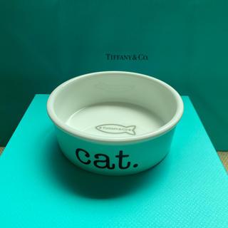 ティファニー(Tiffany & Co.)の新品未使用☆TIFFANY&Co.ティファニーCATボール(猫)