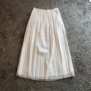 PLST - PLST プリーツロングスカート