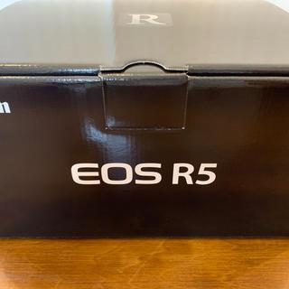 Canon - CANON EOS R5 新品未開封