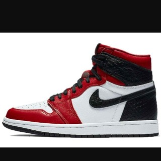 NIKE - Nike Air Jordan 1 High OG Satin Snake Wo