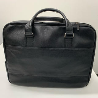 ダンヒル(Dunhill)のダンヒル ブリーフ アボリティーズ レザー L3M481A ブラック(ビジネスバッグ)