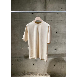 COMOLI - 20SS comoli 空紡天竺 Tシャツ
