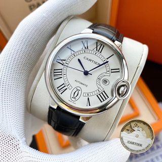 Cartier - Carti◑er☆時計☆カルティエ♤☆バロンブルー