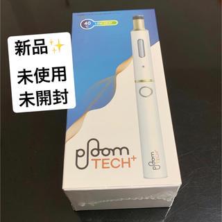 PloomTECH - ploom TECH + プルームテックプラス(ホワイト)