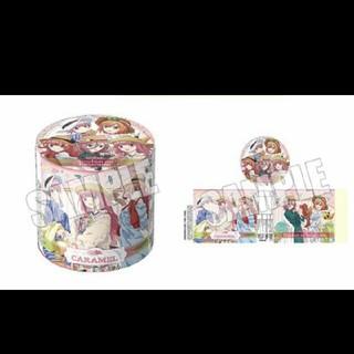 コウダンシャ(講談社)の五等分の花嫁 マルイアネックス キャラメル缶(キャラクターグッズ)