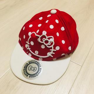 サンリオ(サンリオ)のキャップ 帽子 キティーちゃん(帽子)