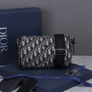Dior トロッター サドル バッグ