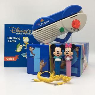 Disney - 2012年購入!ディズニー英語システム 両面デジタルトークアロング
