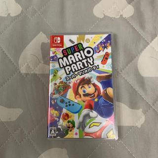 ニンテンドースイッチ(Nintendo Switch)のスーパーマリオパーティー swich(家庭用ゲームソフト)
