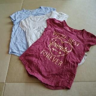 コストコ(コストコ)のTシャツ3枚(Tシャツ/カットソー)