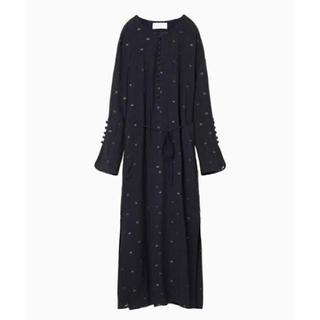 mame - mame ☆ 2019ss sarasa jaquard dress