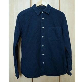 ムジルシリョウヒン(MUJI (無印良品))の長袖シャツ メンズ(シャツ)
