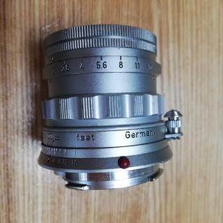 ライカ(LEICA)のSummicron 50mm f2 1st 固定鏡胴 ズミクロン(レンズ(単焦点))