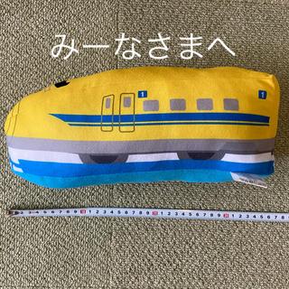Takara Tomy - 【新品】プラレール ドクターイエロー クッション