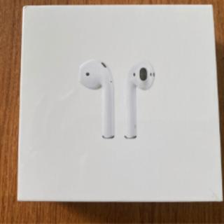 Apple - 新品・未開封品 Apple AirPods 2世代 エアポッツ2