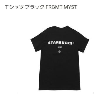 スターバックスコーヒー(Starbucks Coffee)のスターバックス フラグメント TEE BLACK(Tシャツ/カットソー(半袖/袖なし))
