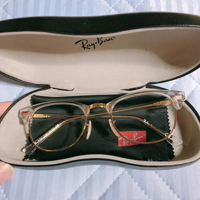 Ray-Ban(レイバン)のレイバン メガネ メンズのファッション小物(サングラス/メガネ)の商品写真