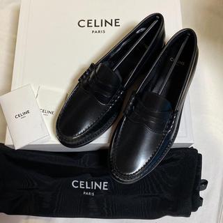 セリーヌ(celine)の未使用 2020ss セリーヌ ルコ ローファー 37  celine(ローファー/革靴)