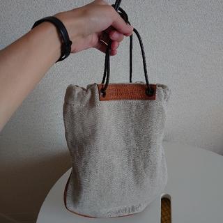 アトリエペネロープ(ateliers PENELOPE)の【atelier PENELOPE】ポーチ型バッグ(ハンドバッグ)