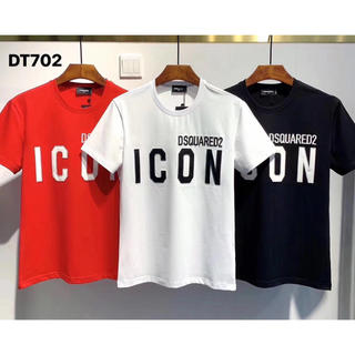 DSQUARED2 - 限定!DSQUARED2 Tシャツ ディースクエアード 新品 DT702