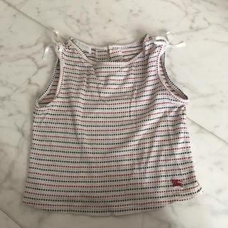 バーバリー(BURBERRY)のバーバリー 100 Tシャツ トップス(Tシャツ/カットソー)