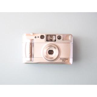 フジフイルム(富士フイルム)の完動品 FUJIFILM ZoomDate 70V コンパクトフィルムカメラ(フィルムカメラ)