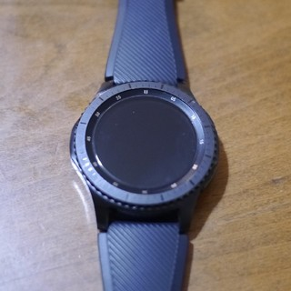 ギャラクシー(Galaxy)のGalaxy gear S3 frontier 国内正規品(腕時計(デジタル))