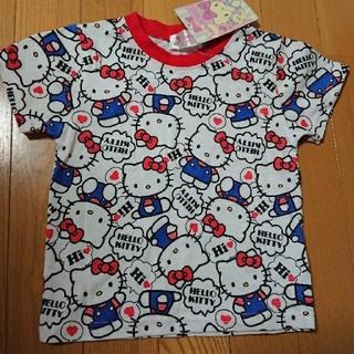 ハローキティ(ハローキティ)のキティ Tシャツ(Tシャツ/カットソー)