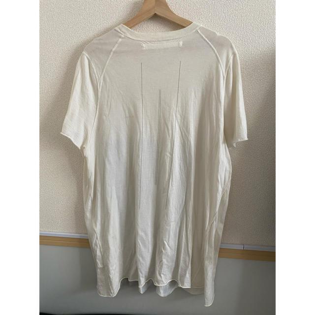 JULIUS(ユリウス)のニルズ カットソー 家紋 メンズのトップス(Tシャツ/カットソー(半袖/袖なし))の商品写真