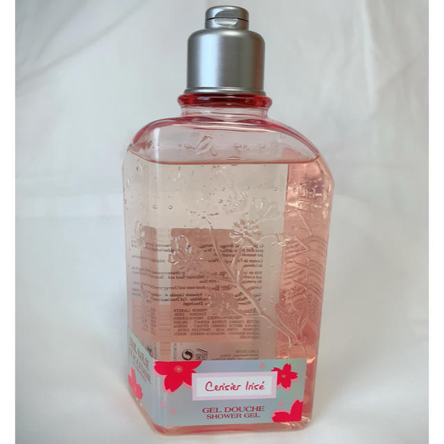 L'OCCITANE(ロクシタン)のチェリープリズム シャワージェル コスメ/美容のボディケア(ボディソープ/石鹸)の商品写真