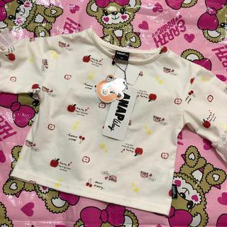 アナップキッズ(ANAP Kids)のANAP way🌻Tシャツ 90cm(Tシャツ/カットソー)