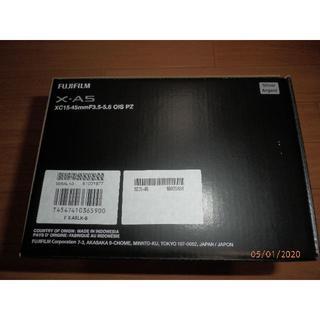 フジフイルム(富士フイルム)の富士フイルム FUJIFILM X-A5 レンズキット シルバー(ミラーレス一眼)