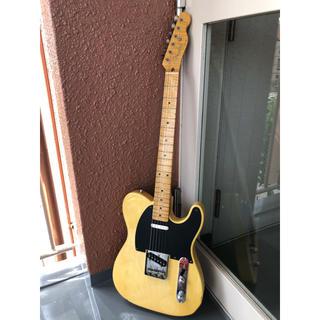 フェンダー(Fender)のFender Japan テレキャスター TL52-70 Foto Flame(エレキギター)