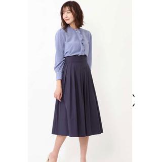 JILLSTUART - JILLSTUART♡ミモレ丈スカート