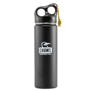 CHUMS - チャムス(CHUMS) キャンパーステンレスボトル650ml  ブラック