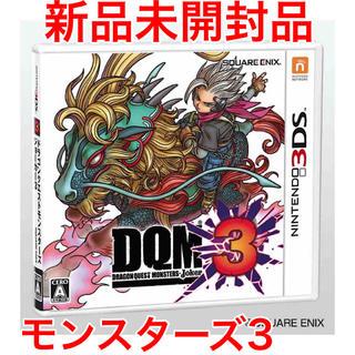 SQUARE ENIX - ドラゴンクエストモンスターズ ジョーカー3 任天堂3DS【新品未開封】