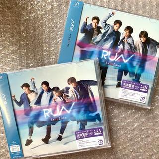 セクシー ゾーン(Sexy Zone)のRUN 初回限定盤A・B 【SexyZone】(ポップス/ロック(邦楽))