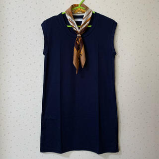 E hyphen world gallery - 新品☆ノースリーブ☆ロングTシャツ