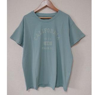 SM2 - SM2blue*CALIFORNIAプリントTシャツ