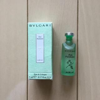 ブルガリ(BVLGARI)のレア品 BVLGARI ブルガリ オ・パフメ オーテヴェール(ユニセックス)